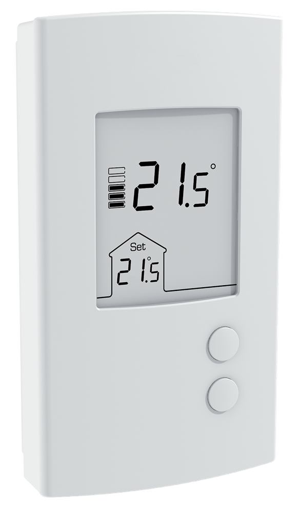 Non Programmable Electronic Thermostat Series Oth3600 Ga Residential Electric