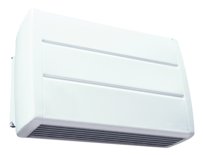 pact Wall Fan Heater Series OFB Residential