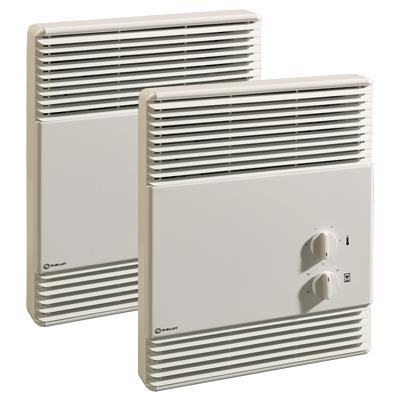 Ventilo convecteur de style europ en pour salle de bain for Convecteur salle de bain