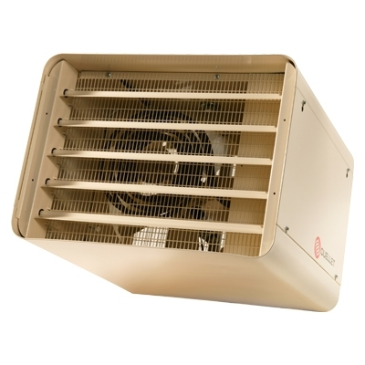 commercial industrial suspended unit heater series oas commercial electric heating system
