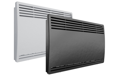 Contemporary convector series oct residential electric for Convecteur mural