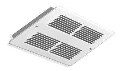 Ventilo convecteur de plafond s rie whfc produits de chauffage lectrique - Chauffage electrique plafond ...
