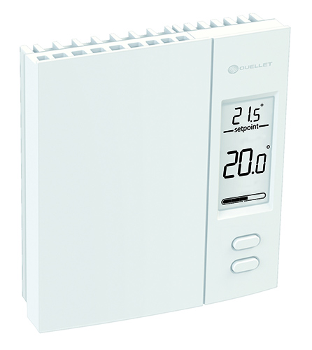 Non Programmable Electronic Thermostat  Series Oth5007